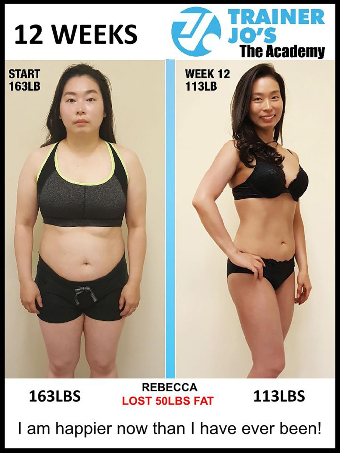 older women losing 50 pounds of pure fat